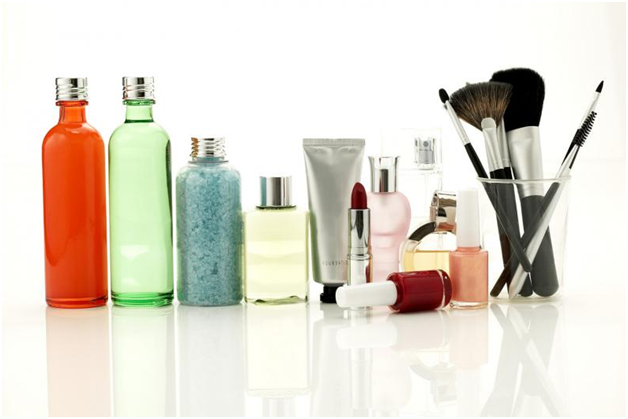 beauty products cause skin cancer