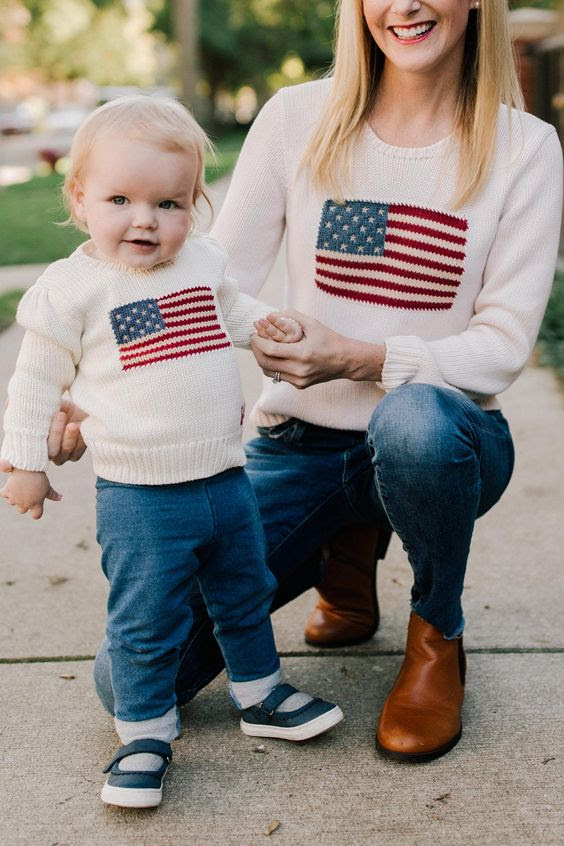 mother daughter sweaters