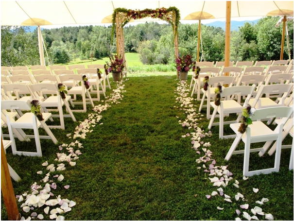 Wedding Arbor Decoration Traditional And Non Traditional Ways