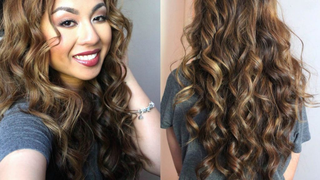 A Complete Guide on How to Curl Your Hair with Curling Irons