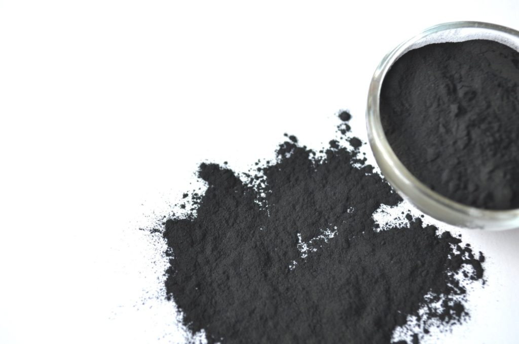 Powdered activated charcoal