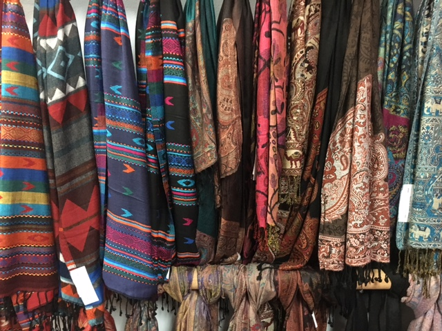 Patterned Or Solid Scarf