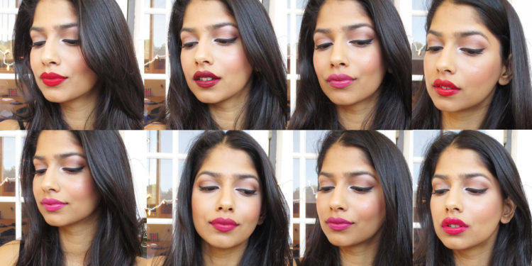 best mac lipstick shades and swatches for indian skin tones
