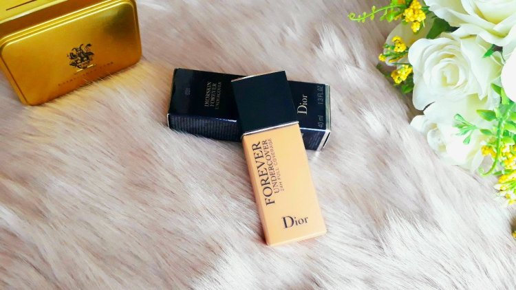 DIOR DIORSKIN FOREVER for oily skin