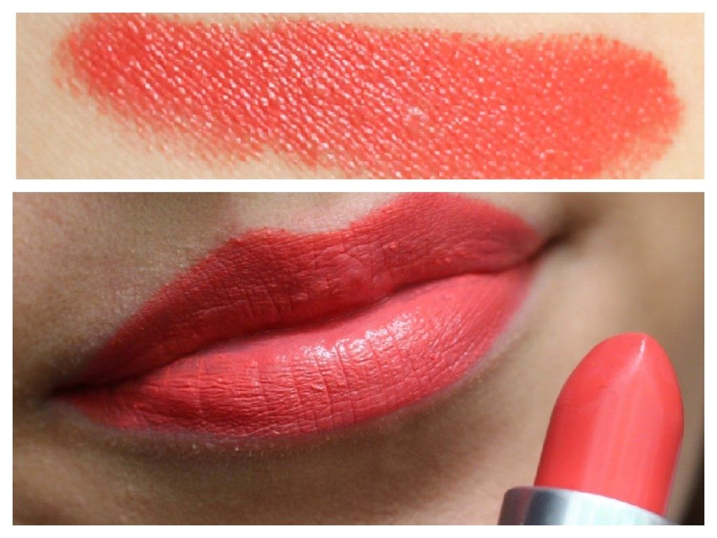 Best M A C Lipstick Shades and Swatches For Indian Skin Tones