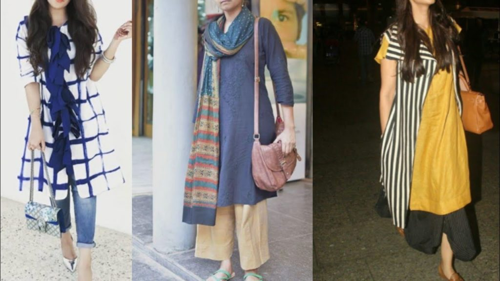 casual indo western outfits