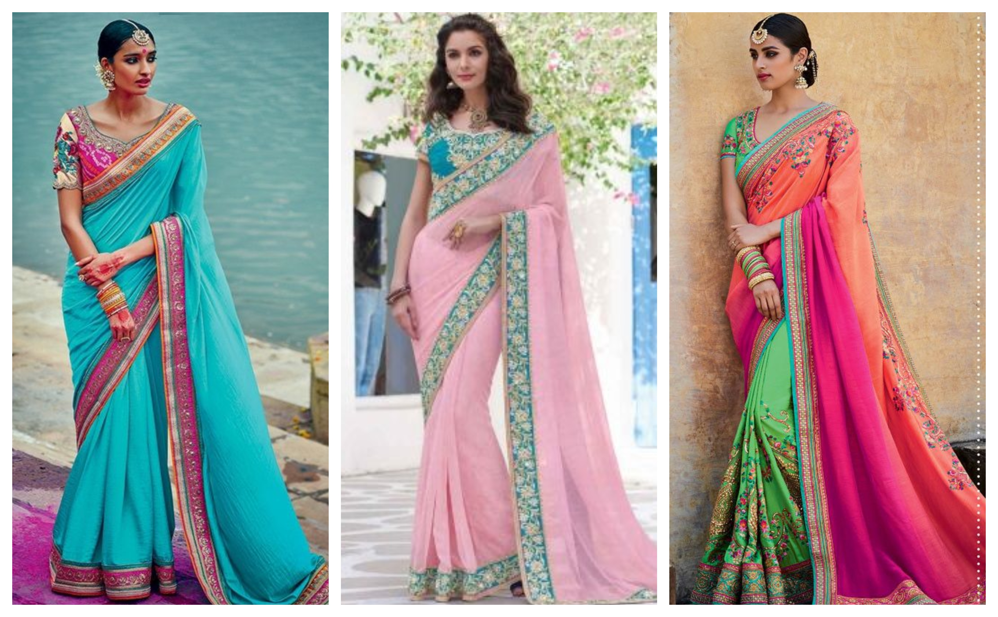 karwa chauth outfit ideas
