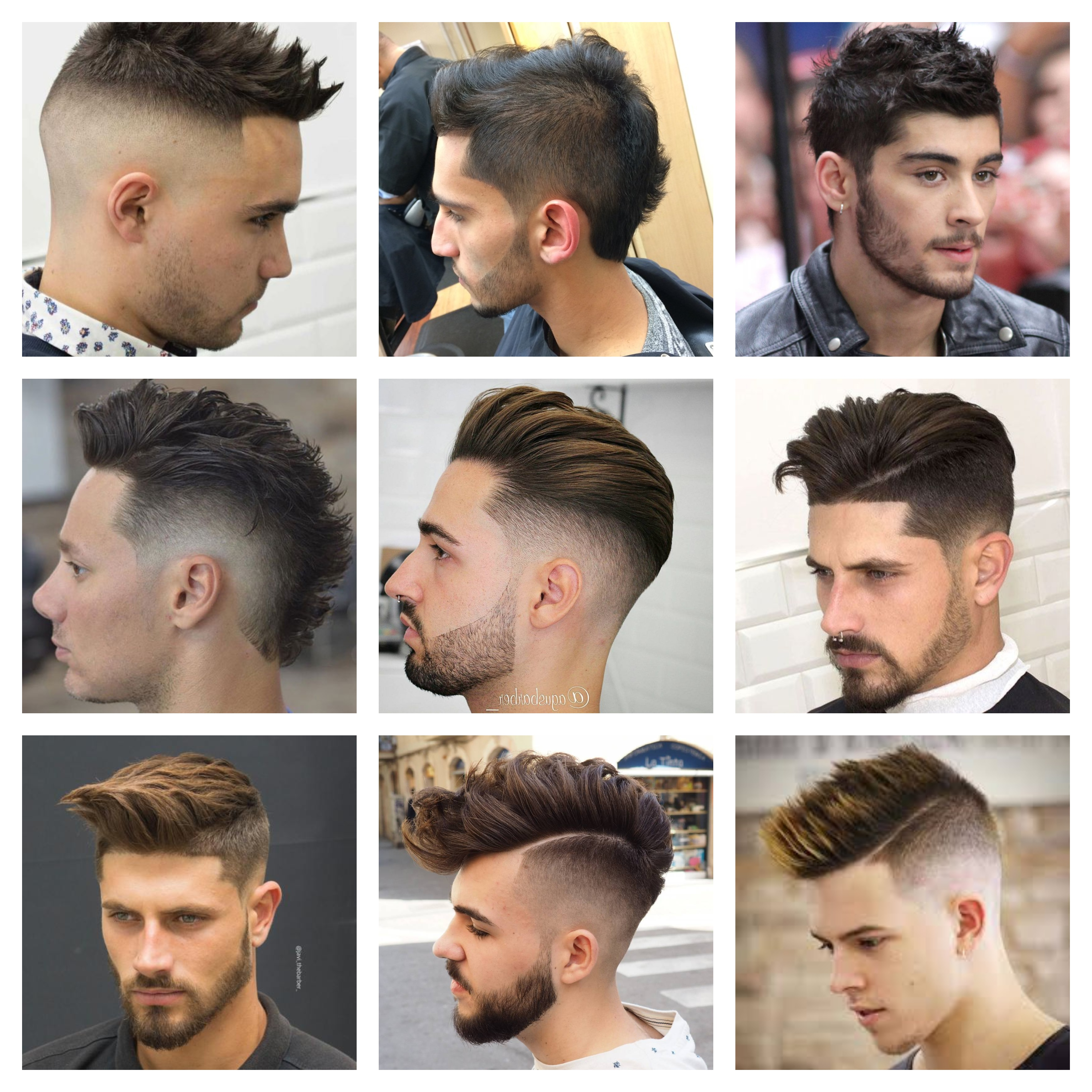 mens new Faux Hairstyle