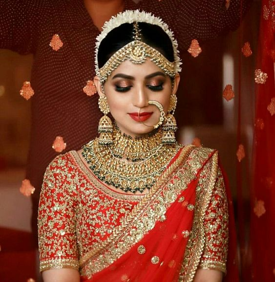 Indian Bridal Jewelry Trends 2019