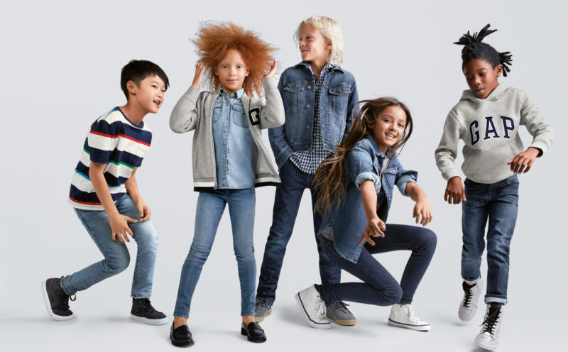 denim style for kids