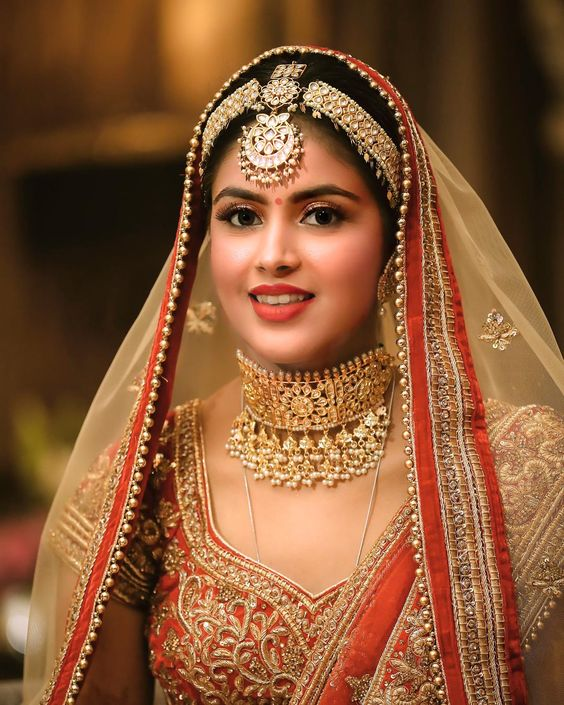 Indian Bridal Jewellery: Indian Bridal Jewelry Trends 2019