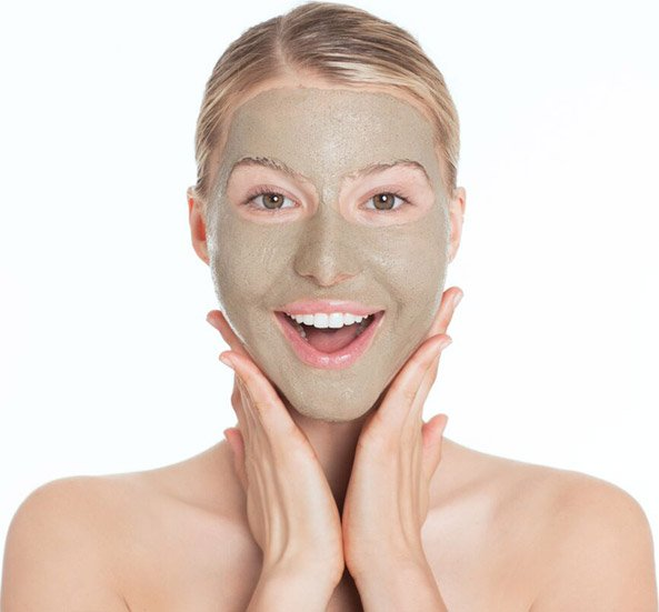 clay face mask for oily skin