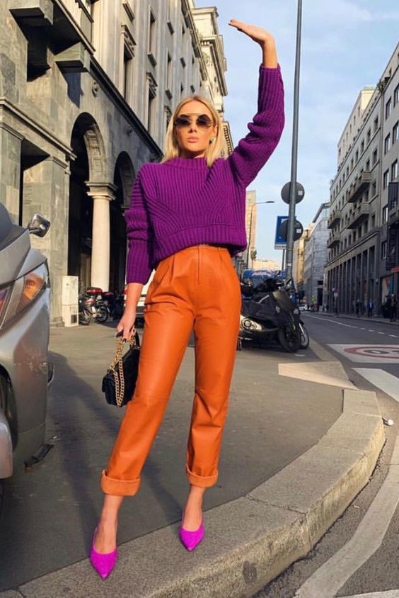 trendy colors in fashion 2019