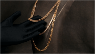 Top 5 Gold Chains To Pull Out Hip-Hop Look For Men