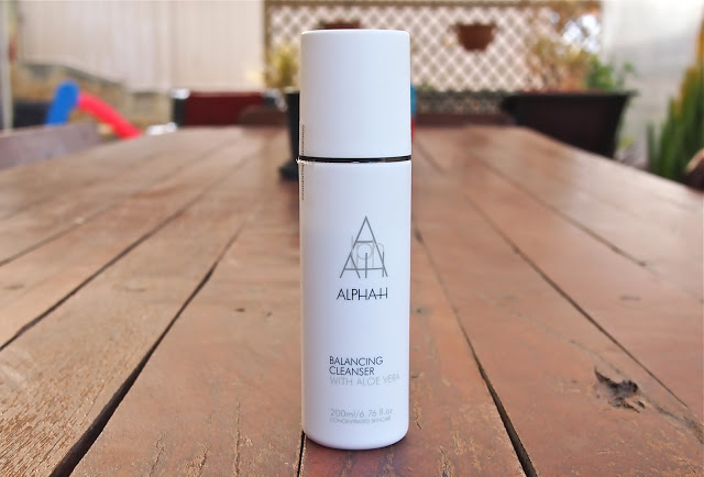 alpha H cleanser review
