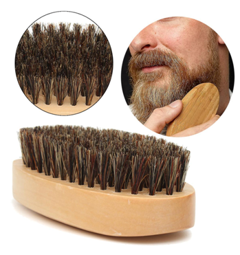 boar beard brush  hacks