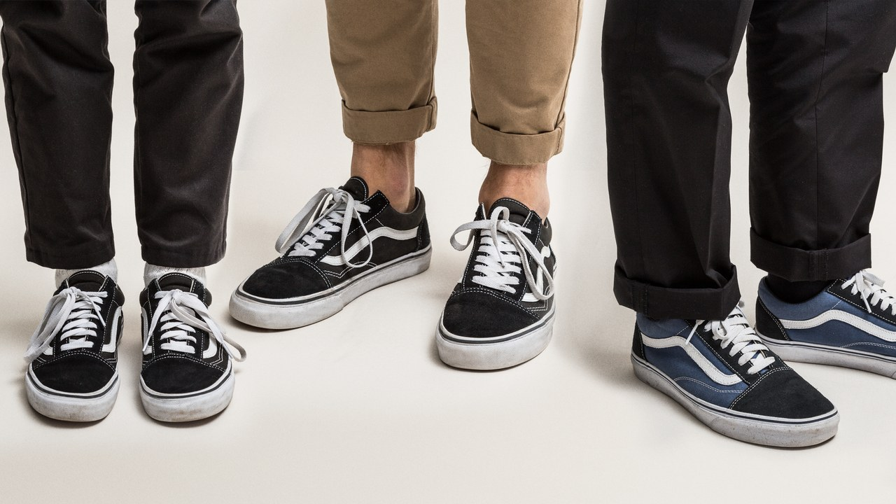 skate wear shoes with chinos