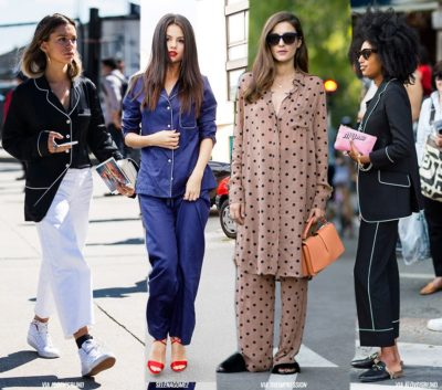 5 Ways to Wear Pajamas- How to style PJs
