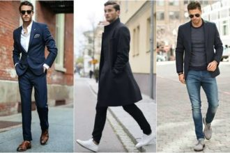 How to dress like a gentleman and look good in a suit?