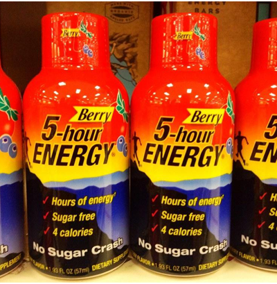 5 Energy Shots Top Benefits