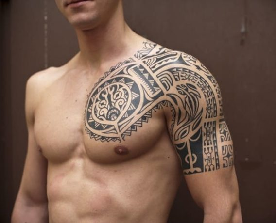 tribal tattos
